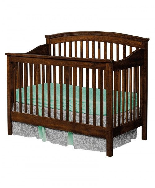 Hampton 3-in-1 Convertible Crib