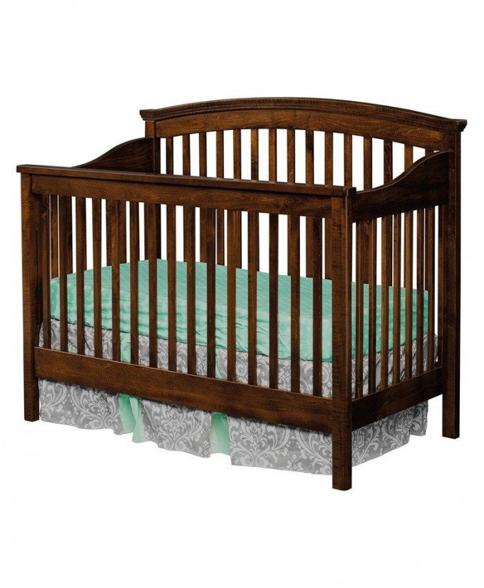Hampton 3-in-1 Convertible Crib