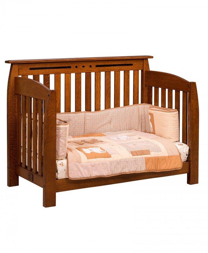 Linbergh Toddler Bed