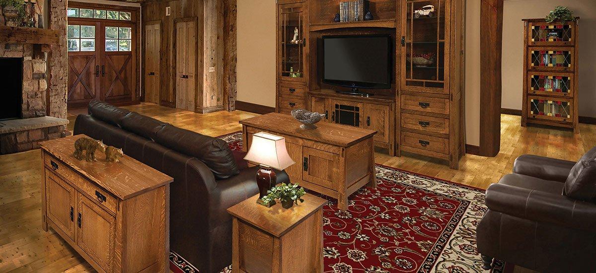 Deutsch Furniture Haus Amish Living Room Furniture Minnesota