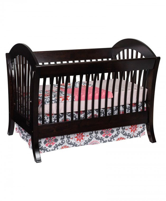 Manhattan 3-in-1 Convertible Crib