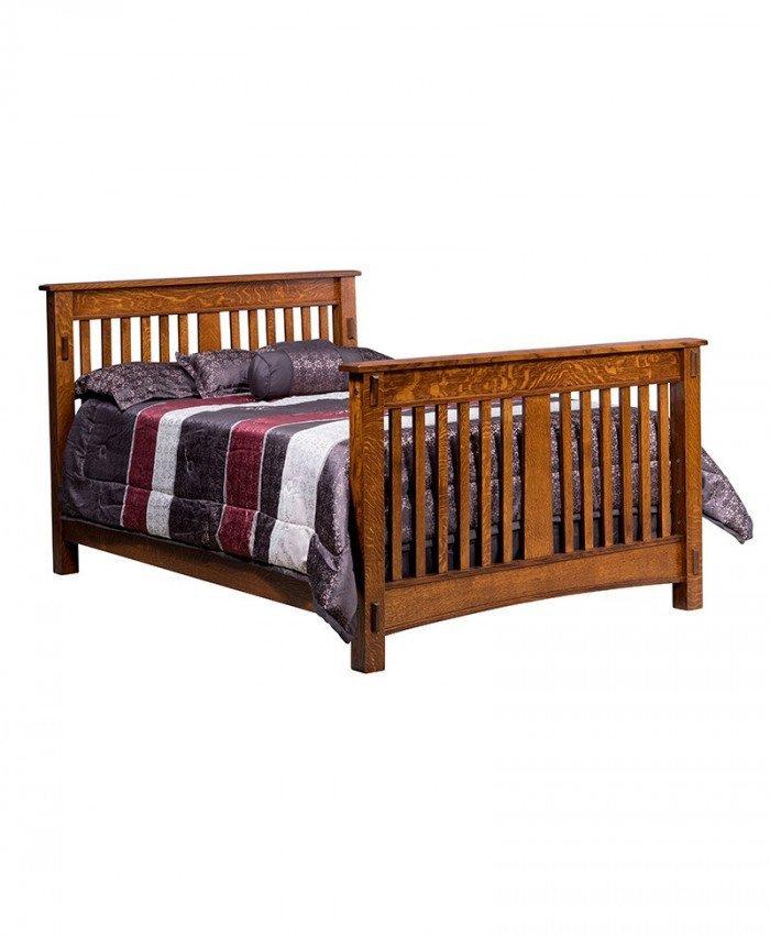 McCoy Double Bed Conversion Rail