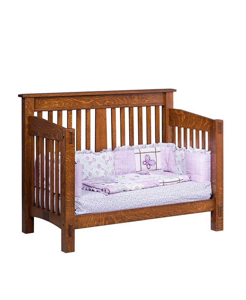 McCoy Toddler Bed Conversion Rail