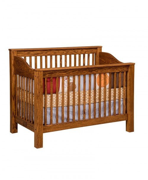 Mission 3-in-1 Crib