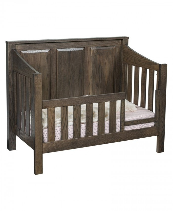 Mission Panel Day Bed