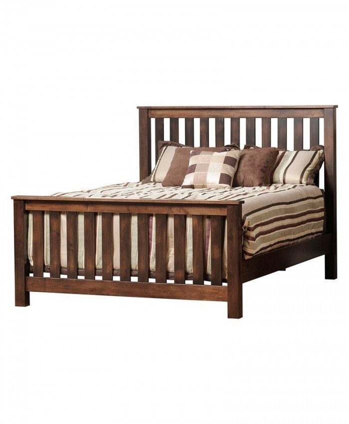 Mission Kids Slat Bed