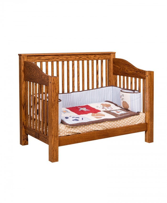 Mission Toddler Bed Conversion Rail
