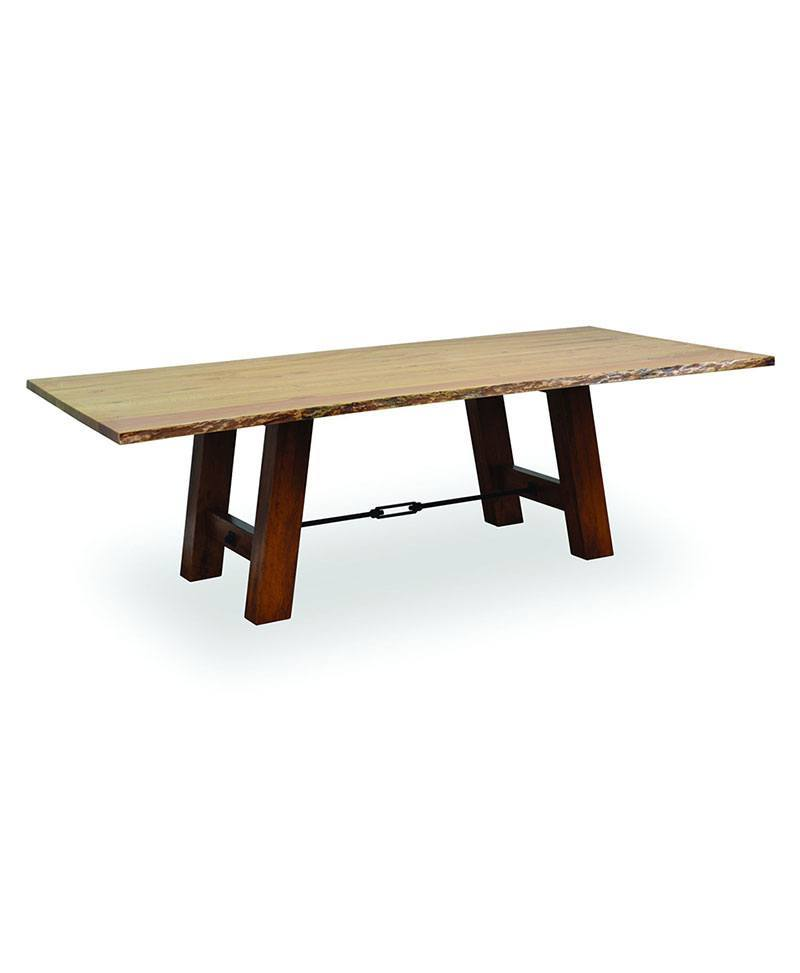 Ouray With Live Edge Amish Live Edge Tables Deutsch