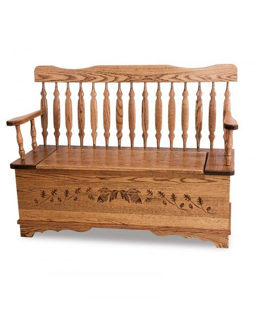 Royal Arrow Acorn Bench