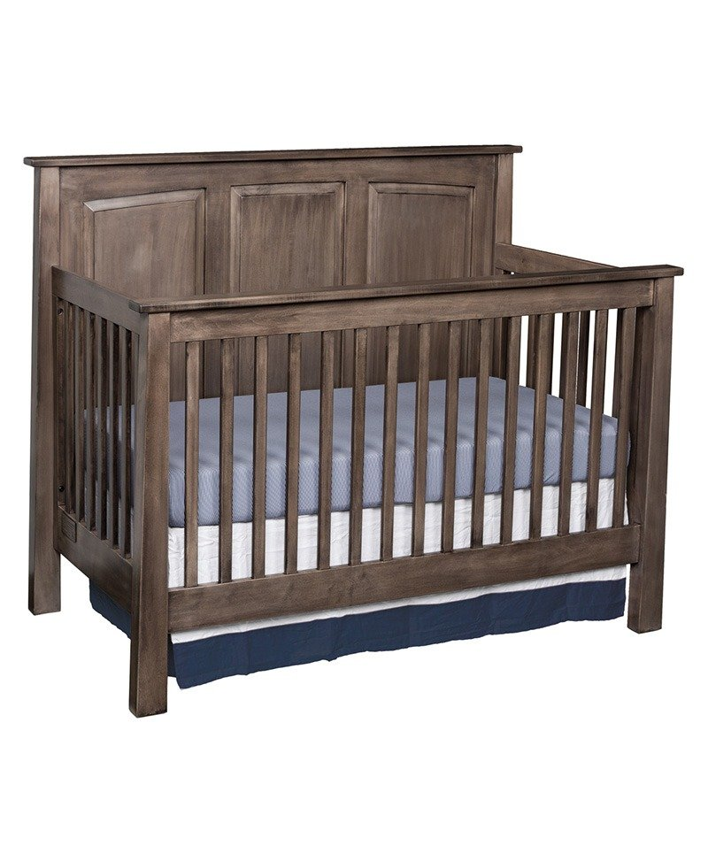 Shaker 3-in-1 Convertible Crib