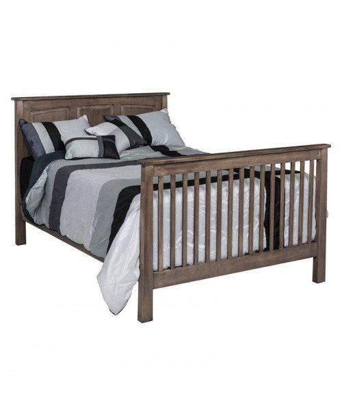 Shaker Kids Panel Bed
