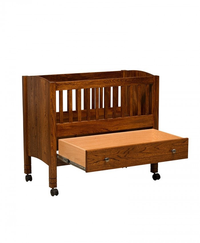 Solo Bassinet-Drawer Out