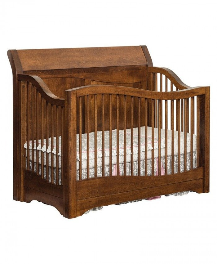 Tanessah 3-in-1 Convertible Crib