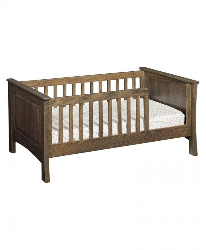 Panel Toddler Bed