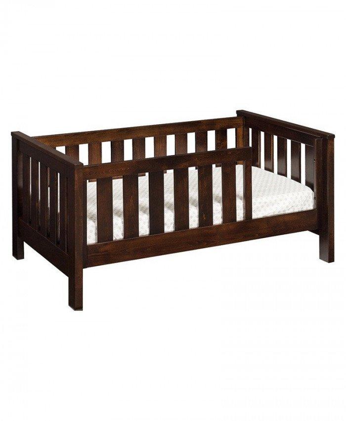 Slat Toddler Bed