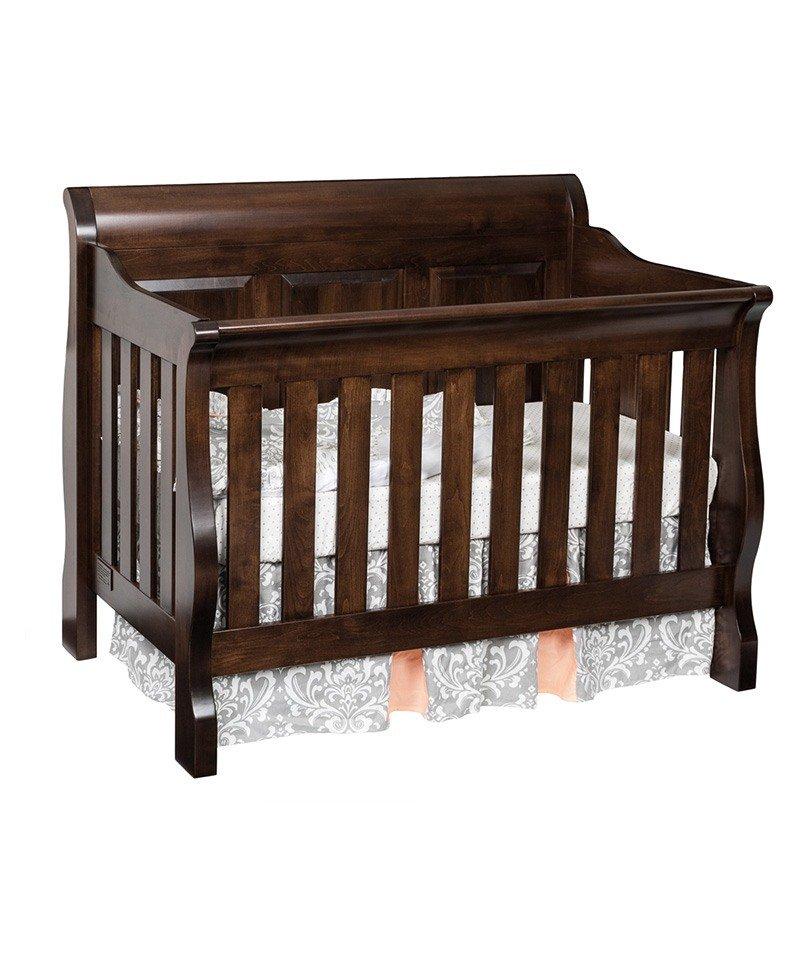 Traditional Panel Crib