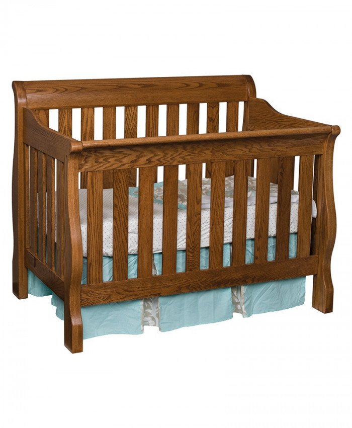 Traditional Slat Crib