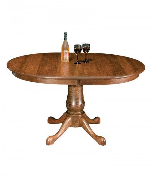 Estate Oval Single Pedestal