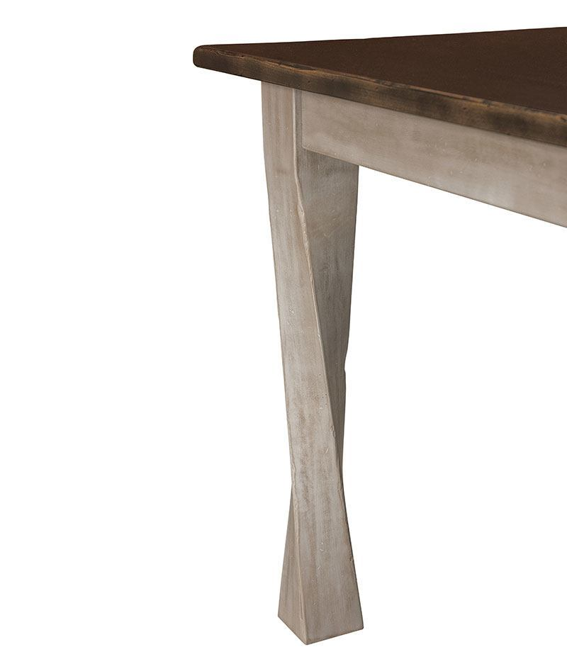 Lexington Leg Table-Detail