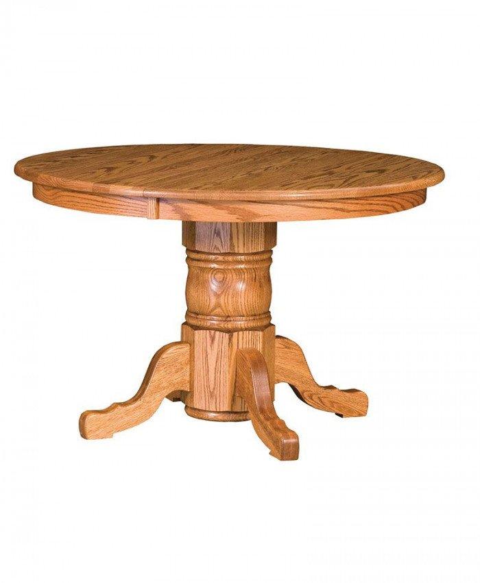 Traditional Single Pedestal