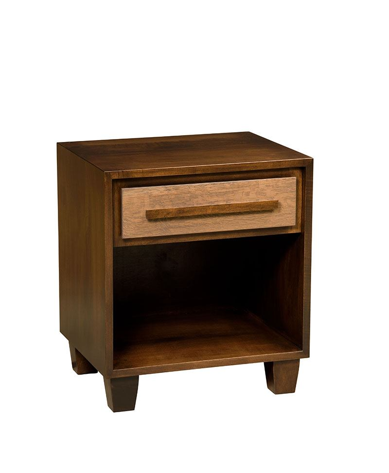 Berkshire 1 Drawer Nightstand