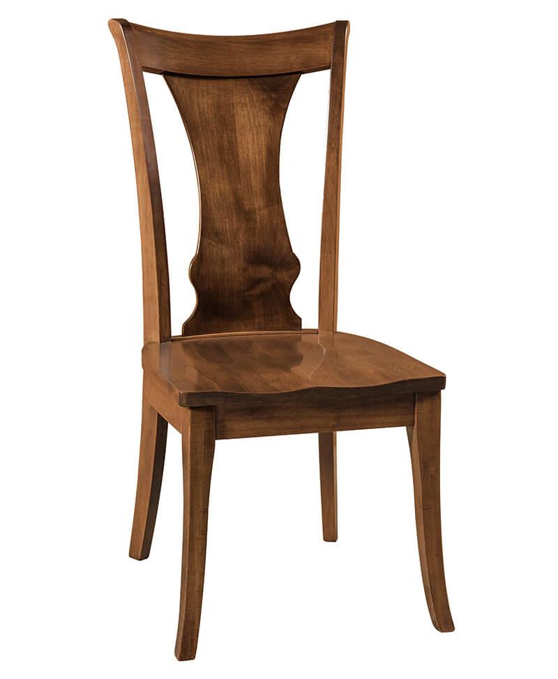 Benjamin dining chair deutsch furniture haus for H furniture ww chair