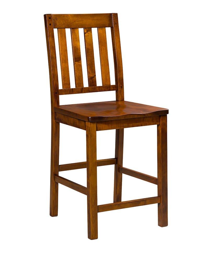Restaurant Furniture Alberta : Alberta bar stool amish stools deutsch furniture haus