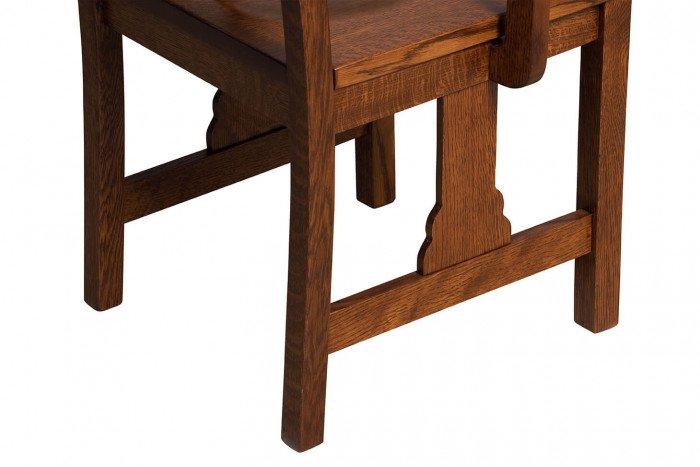 Cambridge Chair Detail