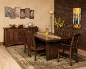 Amish Brentwood Dining Set