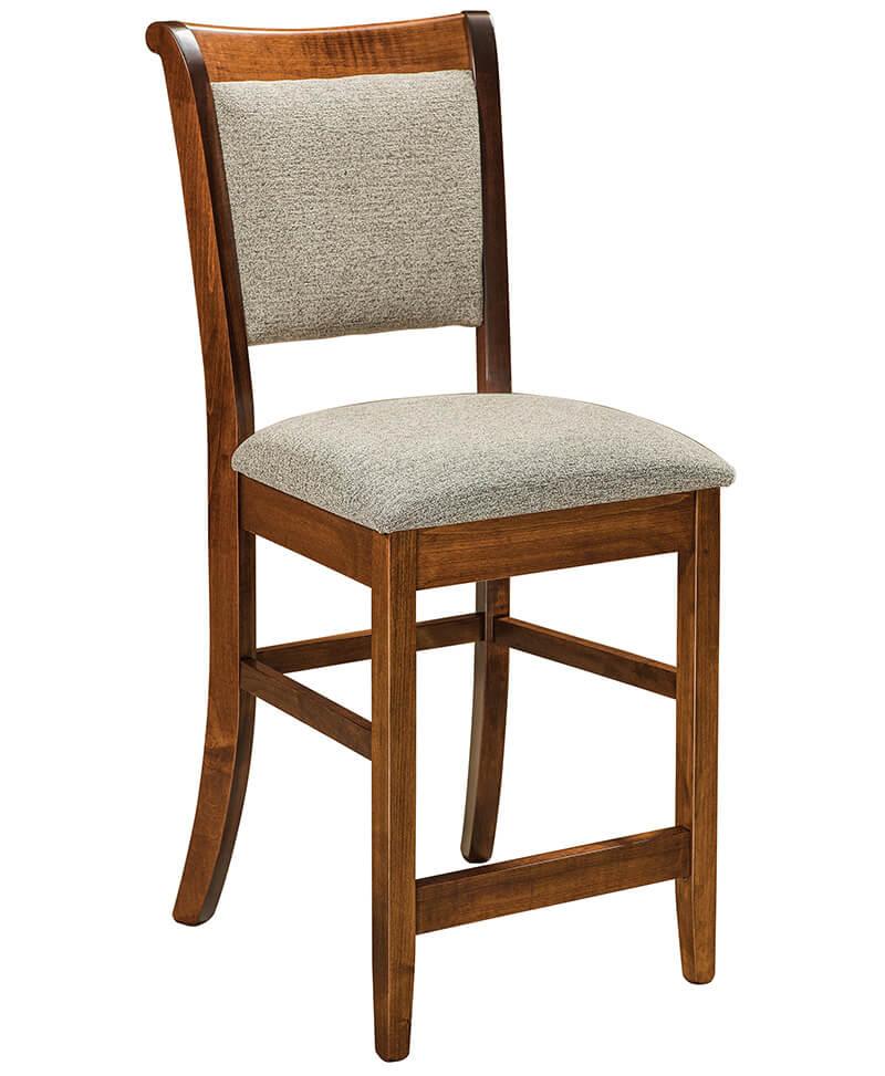Adair Bar Stool Amish Bar Stools Deutsch Furniture Haus