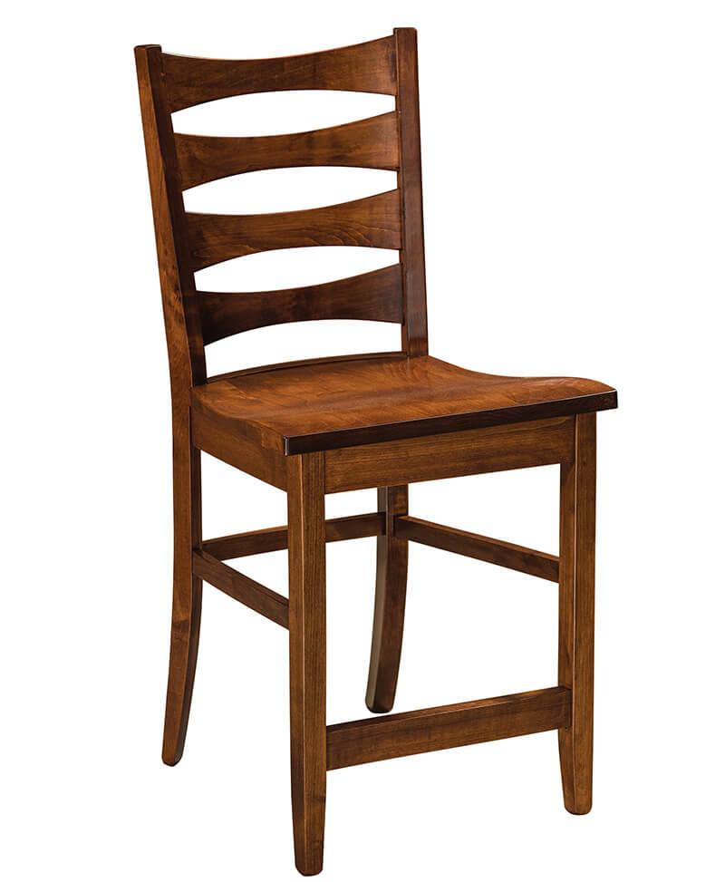 Armanda Bar Stool Amish Bar Stools Deutsch Furniture Haus