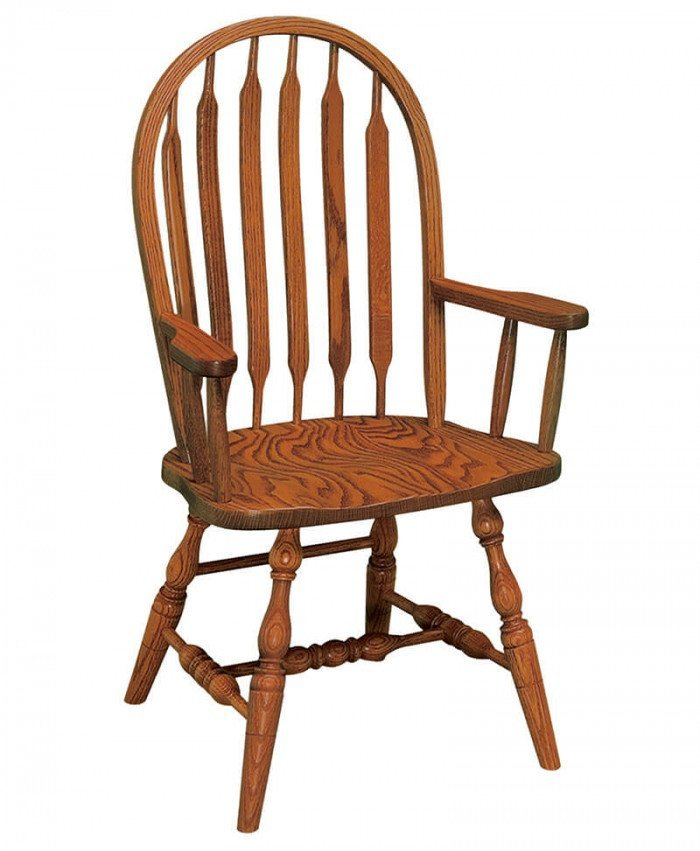 Bent Paddle Dining Chair