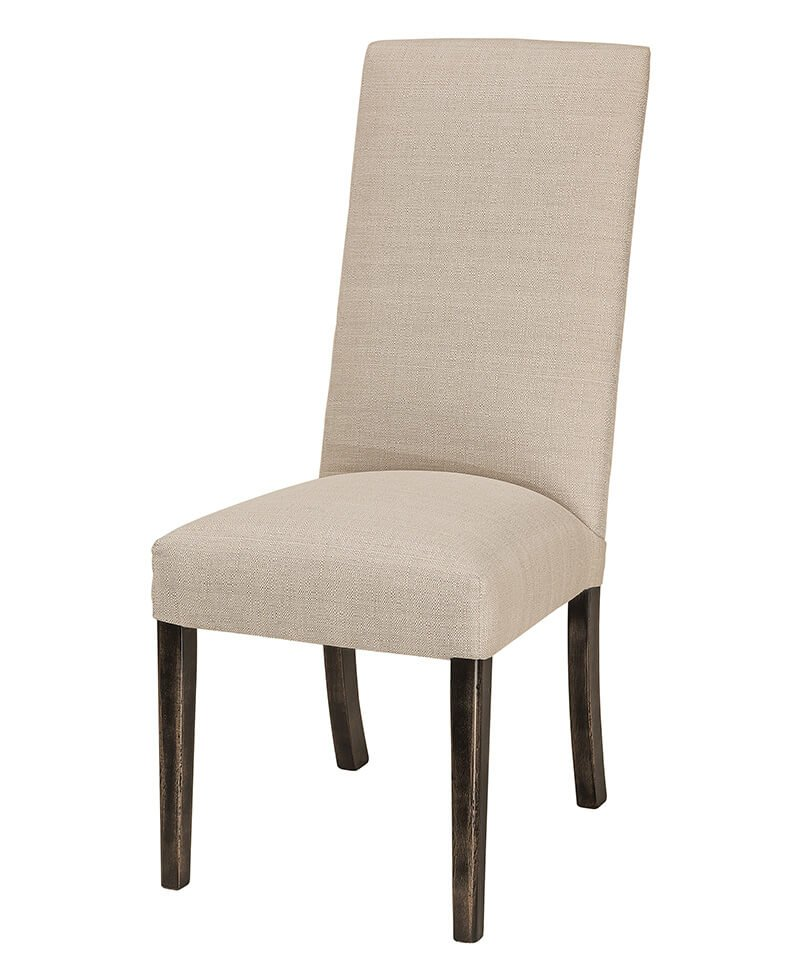 Sheldon Dining Chair  sc 1 st  Amish Furniture & Sheldon Dining Chair | Amish Dining Chairs | Amish Furniture Place