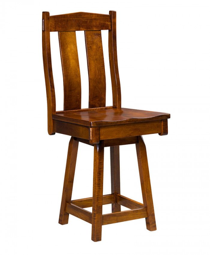 Timber Ridge Swivel Bar Stool