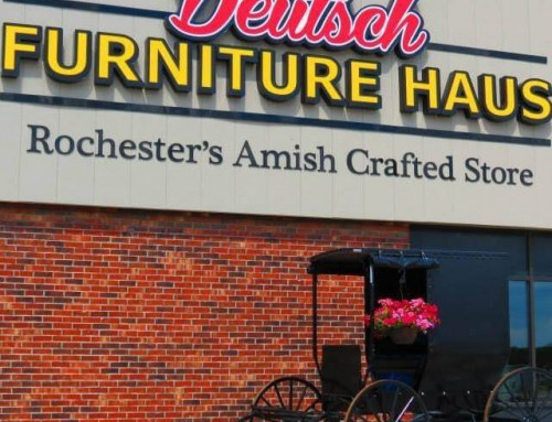 About Deutsch Amish Furniture