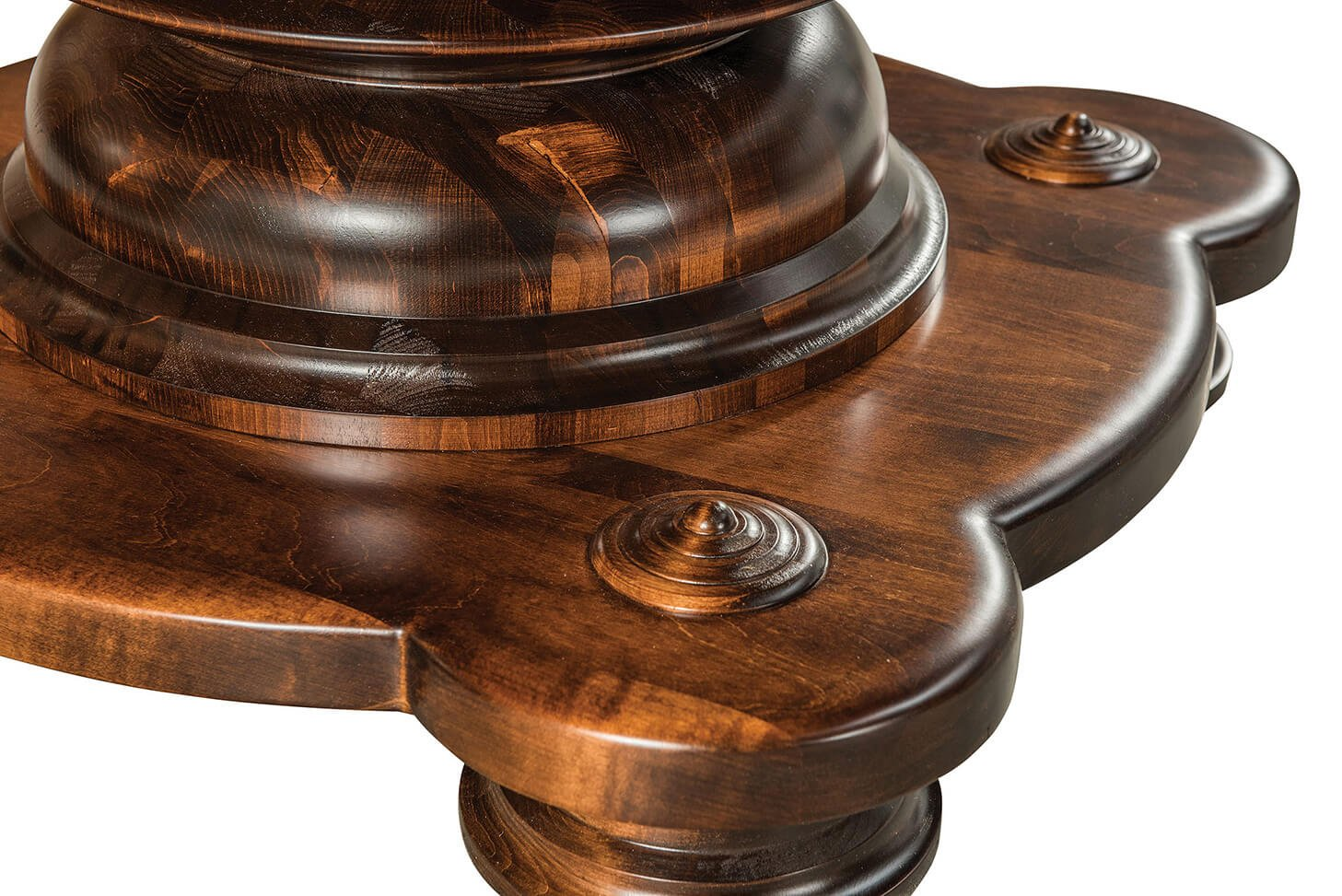 Woodmont Single Pedestal Detail