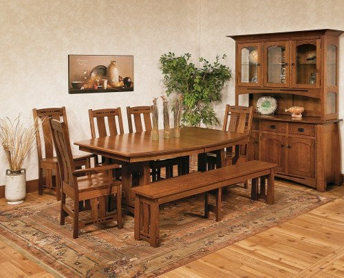 Amish Carlsbad Dining Set
