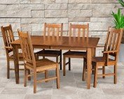 Amish Delano Mission Dining Set
