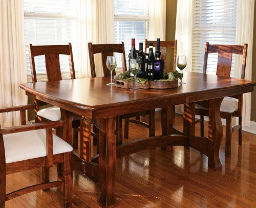 Amish Rosemead Dining Set