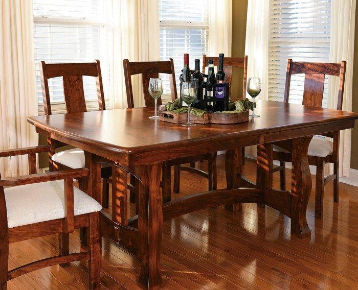 Amish Rosemead Dining Set