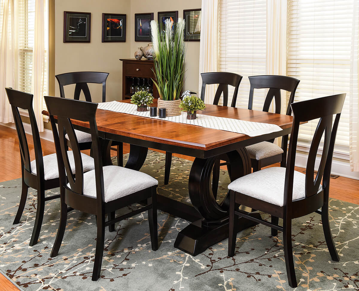 Amish Sonoma Dining Set