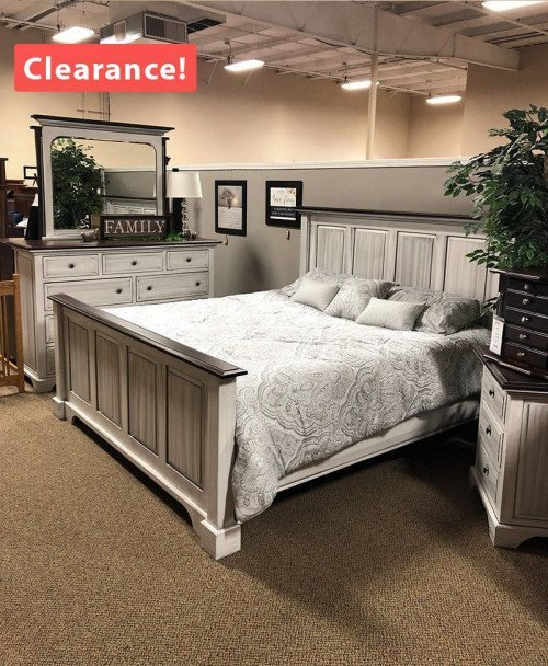 4-Piece Bedroom Set