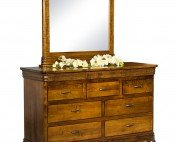 Edwardsville Dresser with Mirror
