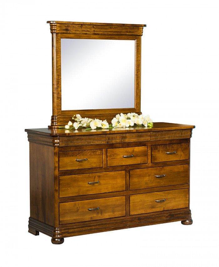 Edwardsville Dresser with Mirror