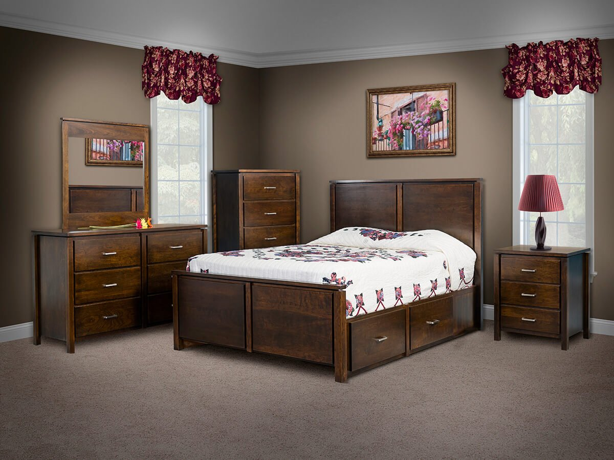 Jacqueline Bedroom Collection