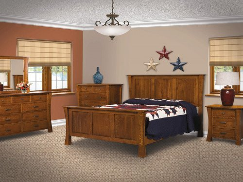 Springdale Bedroom Collection