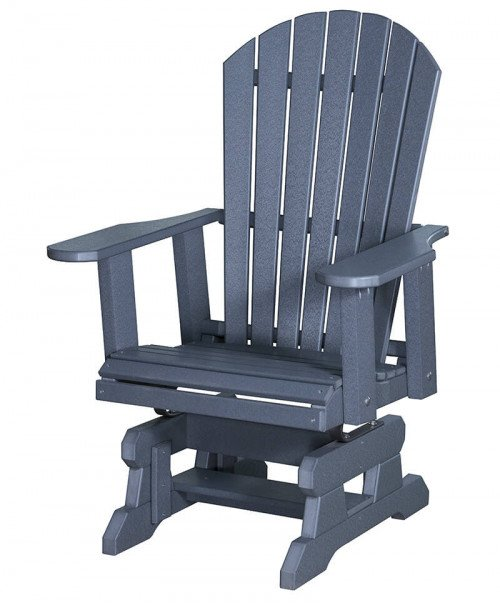Adirondack Chair w/Powdered Coated Springs