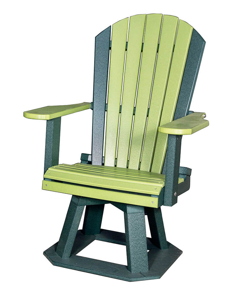 Adirondack Swivel Chair