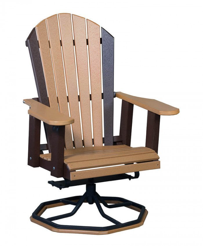 Adirondack with Steel Swivel Base