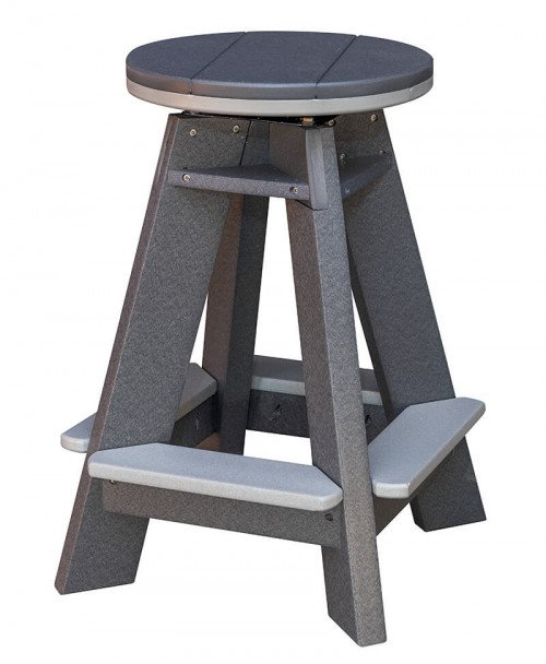 "Swivel Bar Stool 30"" High"
